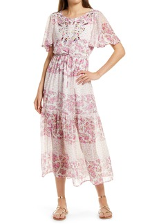 Women's French Connection Ezeke River Floral Dress
