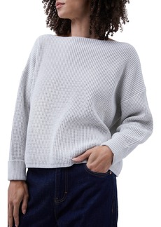 Women's French Connection Millie Mozart Waffle Knit Sweater