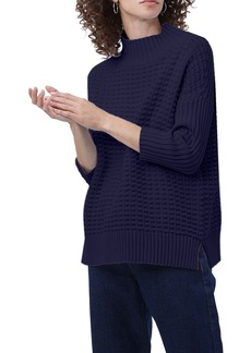 Women's French Connection Mozart Popcorn Cotton Sweater