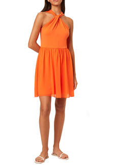 Women's French Connection Panthea Halter Dress