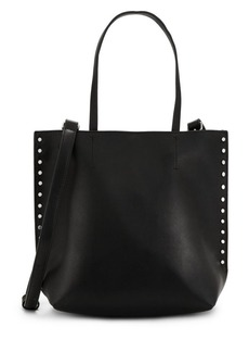 French Connection Zuma Faux Leather Satchel