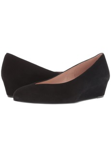 French Sole Cubic Wedge Heel