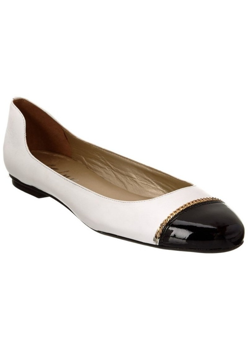 French Sole French Sole Function Leather Flat