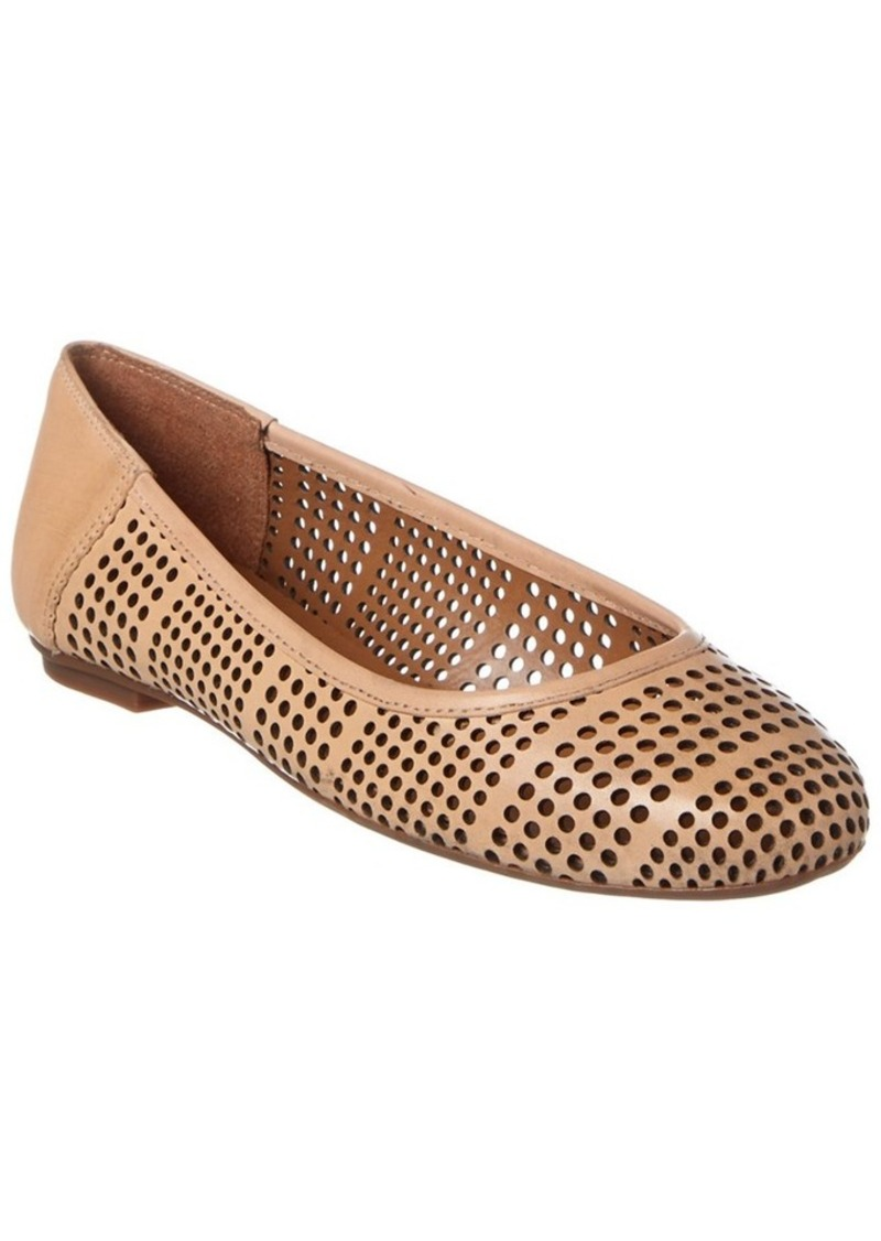 French Sole French Sole Naru Leather Flat