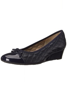 French Sole FS/NY Women's Deluxe Wedge Pump   M US