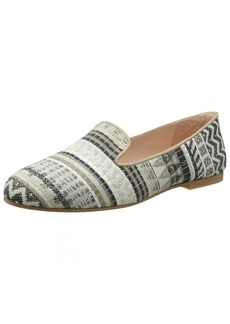 French Sole FS/NY Women's Motif Slip-On Loafer