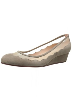French Sole FS/NY Women's Obsess Wedge Pump