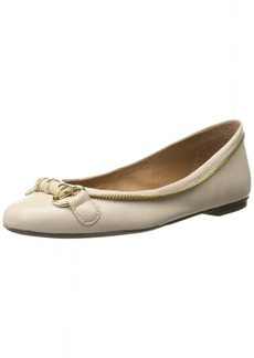 French Sole FS/NY Women's Padre Ballet Flat