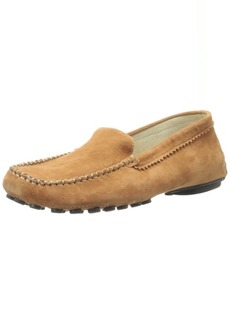French Sole FS/NY Women's Stella Suede Slip-On Loafer M US