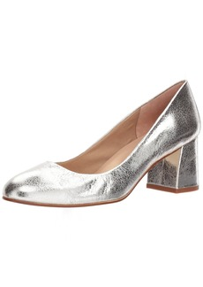 French Sole FS/NY Women's Trance Shoe silver 9.5 Medium US