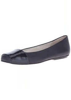 French Sole FS/NY Women's Via Patent-Leather Ballet Flat