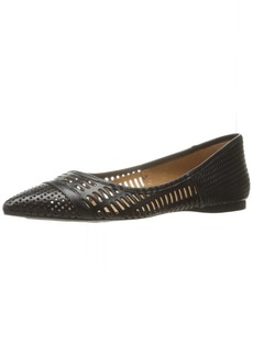 French Sole FS/NY Women's Vivid Pointed Toe Flat