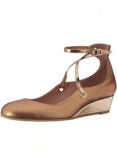 French Sole FS/NY Women's Wheel Wedge Pump
