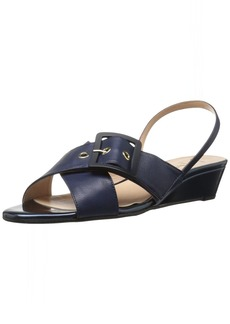 French Sole FS/NY Women's Wired Wedge Sandal  7.5 M US