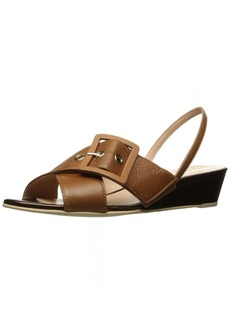 French Sole FS/NY Women's Wired Wedge Sandal   M US