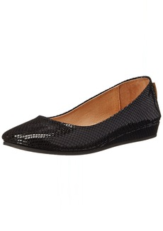 French Sole FS/NY Women's Zeppa Slip-On Loafer Print