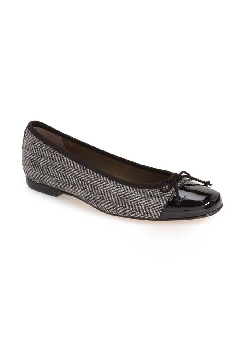 French Sole 'Grand' Ballet Flat