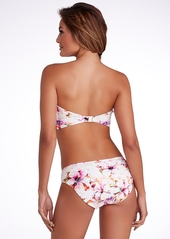 Freya + Coral Bay Ruched Hipster Swim Bottom