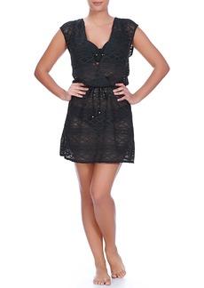 Freya Sundance Crochet Cover-Up Dress