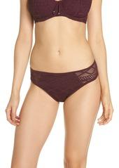 Freya 'Sundance' Crochet Hipster Bikini Bottoms