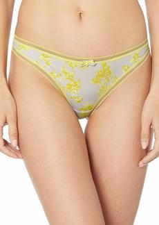 Freya Women's Lime Light Cheeky Low Rise Brazilian Panties  M