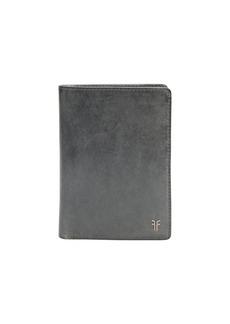 Frye Austin Leather Passport Case