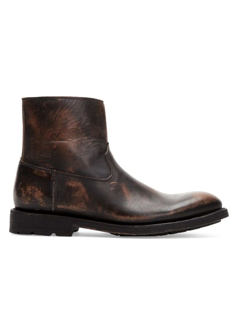 Frye Bowery Leather Boots
