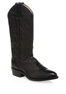 Frye Bruce Leather Boots