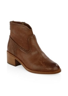 Frye Claire Leather Bootie