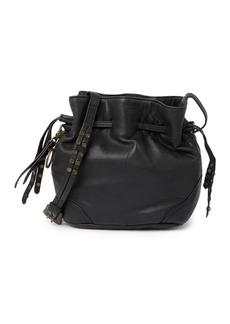 Frye Dallas Leather Crossbody Bag