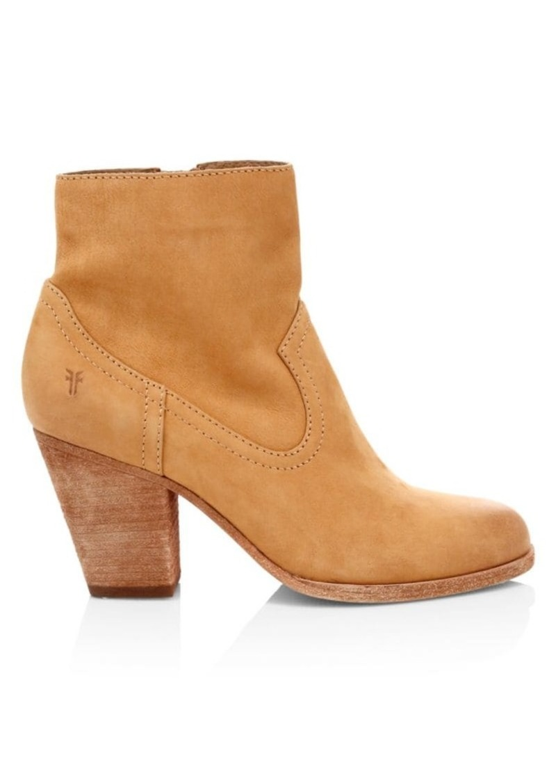 Frye Essa Leather Western Booties