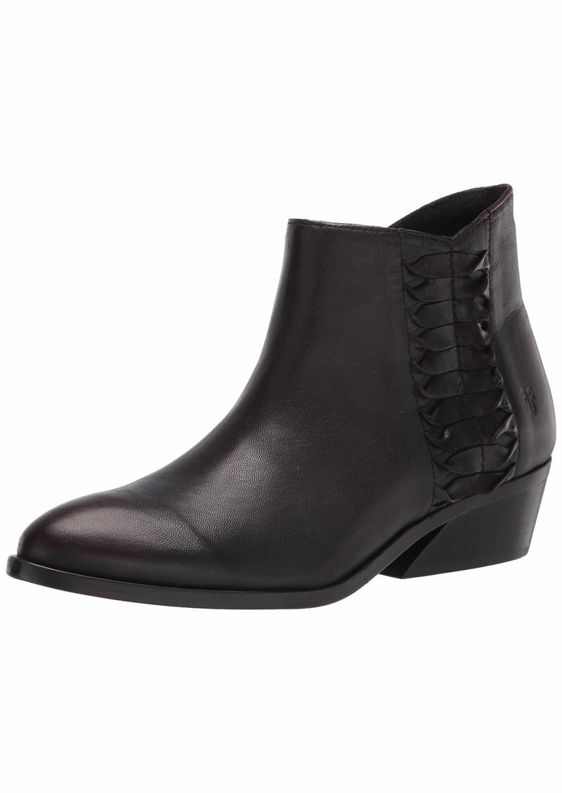 Frye womens Farrah Feather Ankle Boot   US