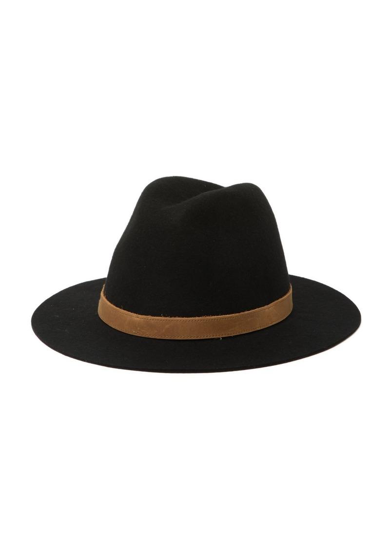 Frye Felt Tall Crown Fedora