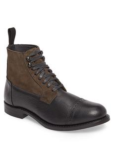 Frye Frey Garrison Cap Toe Boot (Men)