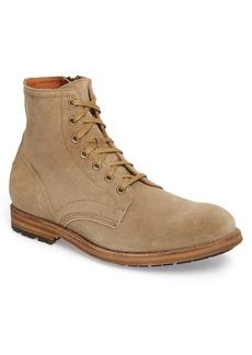 Frye Fry Bowery Side Zip Combat Boot (Men)