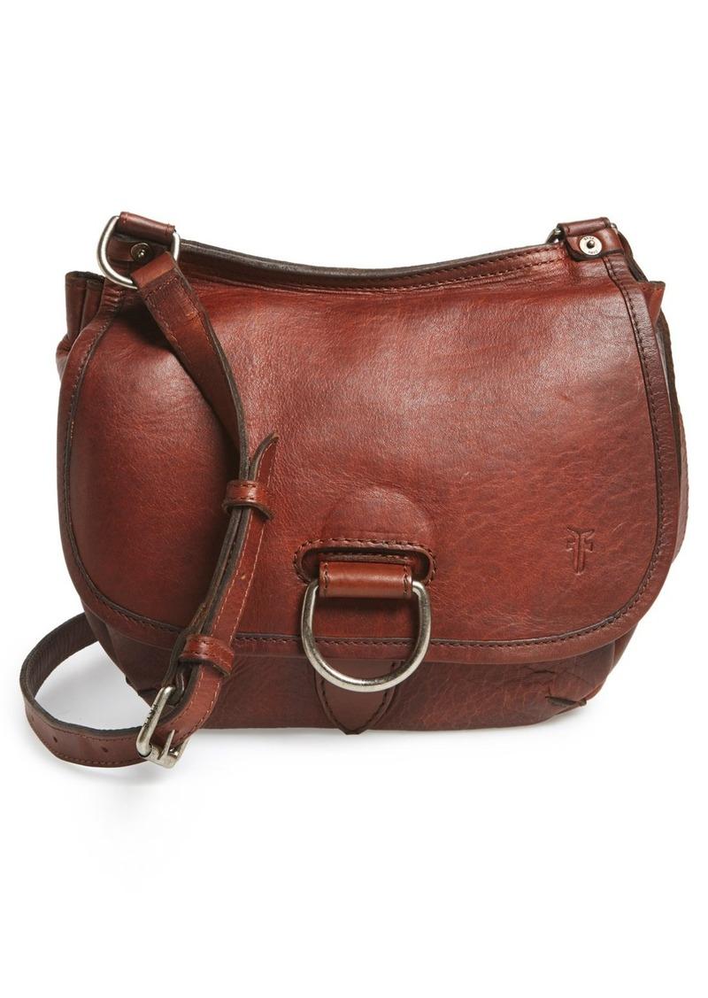 Frye Frye Amy Leather Crossbody Bag Handbags