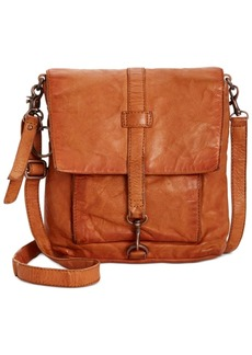 Frye and Co. Rubie Washed Leather Crossbody