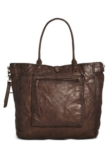 Frye and Co. Rubie Washed Leather Tote