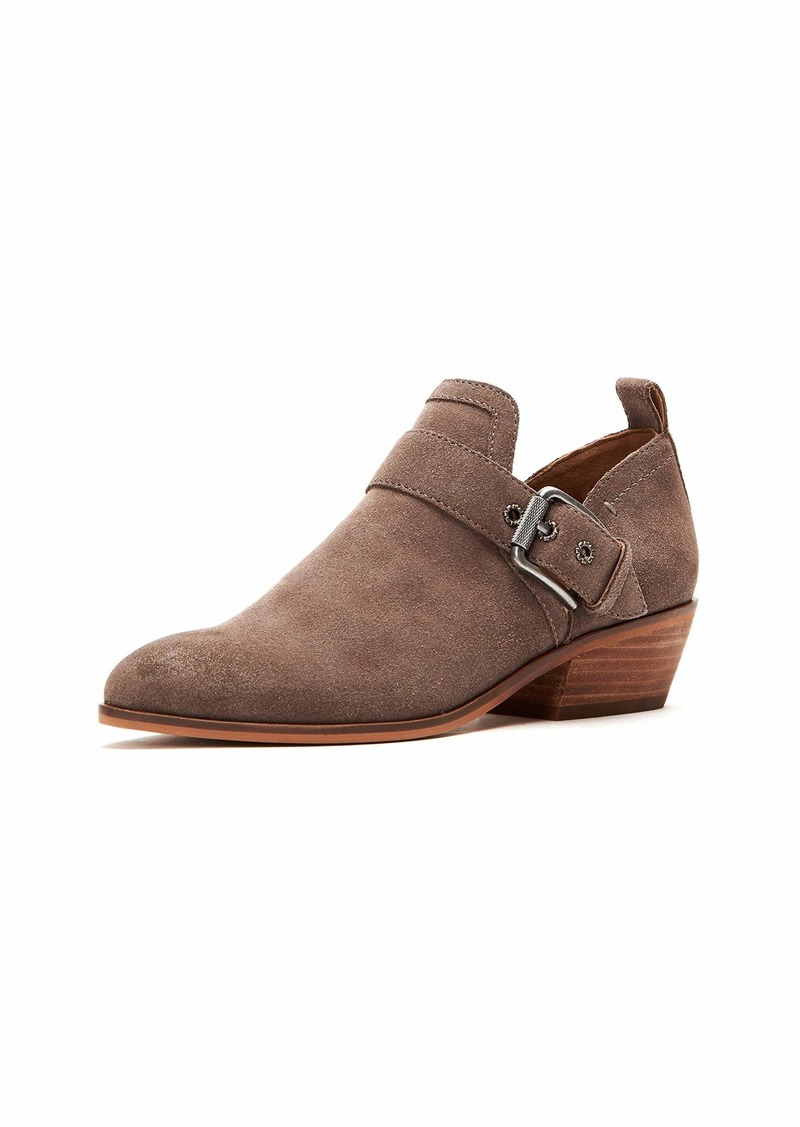 Frye and Co. Women's Rubie Moto Slip On Ankle Boot   M US
