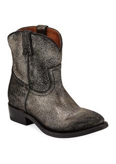 Frye Billy Short Cowboy Boots