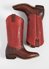 Frye Billy Stitch Pull On Boots
