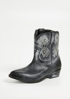 Frye Billy Stud Short Boots
