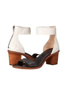 Frye Brielle Back Zip Sandal