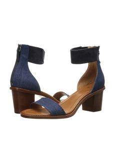 Frye Brielle Back Zip Sandal