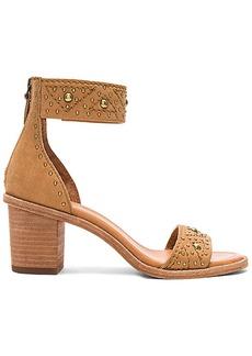 Frye Brielle Deco Sandal in Tan. - size 6 (also in 10,6.5,8.5,9,9.5)