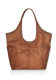 Frye Campus Leather Shoulder Bag