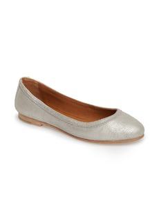 Frye 'Carson' Ballet Flat (Women)