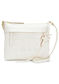 33c7b6a08c Frye Carson Perforated Logo Leather Crossbody Bag