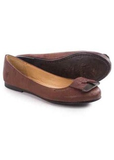 Frye Carson Tip Ballet Flats - Leather (For Women)