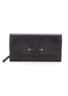 Frye Casey Leather Wallet
